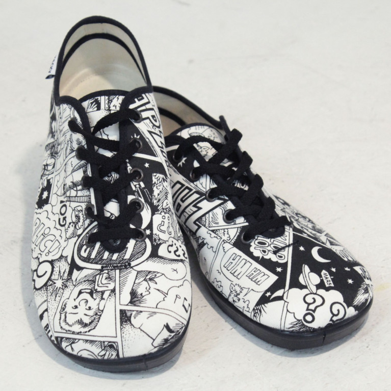 Barefoot - 1930  Komiks