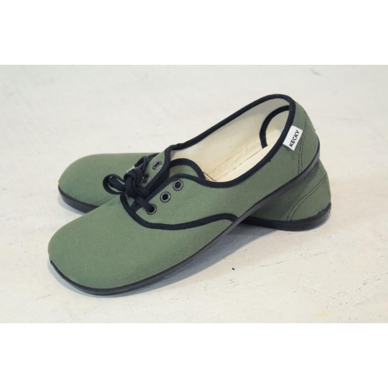 Barefoot Basic tmavě zelené