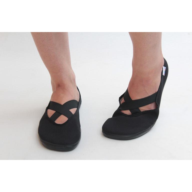 Barefoot X celočerné